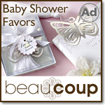 Wonderful Selection of Baby Shower Favors