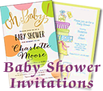 Exciting Baby Shower Invitations