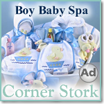 Baby Boy Spa Kit - Blue