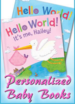 Personalized Baby Books By I See Me!